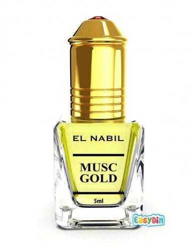 Musc Gold - El Nabil - Extrait de parfum