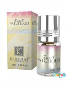 Musc Sweet Patchouli - Karamat Collection