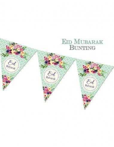 Eid decoration 2019