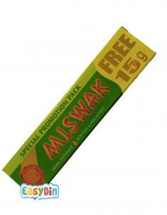 Dentifrice Miswak (siwak) Dabur 45gr
