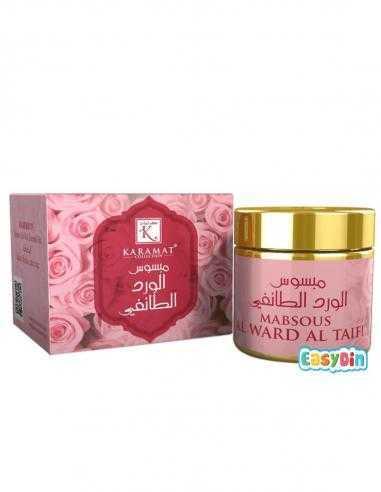 Encens Mabsous Al Ward Al Taifi bakhour - Karamat Collection