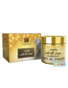 Encens Mabsous Oud Al Dahab bakhour - Karamat Collection