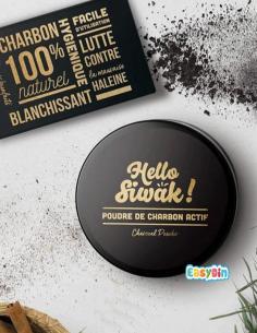 Poudre De Charbon Actif -...