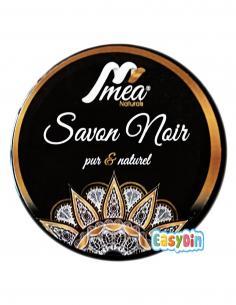 Savon Noir Pur Et Naturel -...