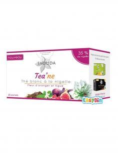 Thé blanc à la nigelle - Saouda