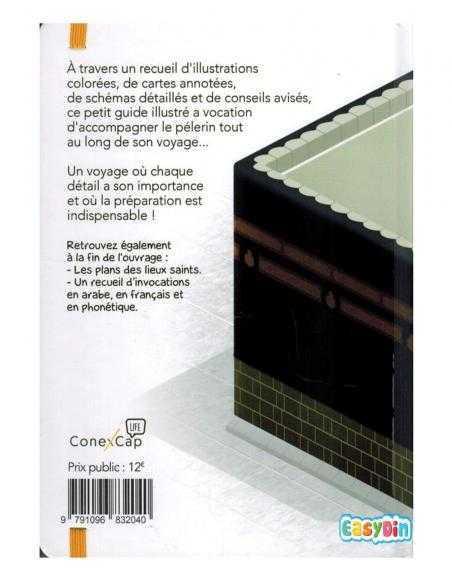 Le Guide Illustré du Hajj et de la Umra - Edition Bdouin