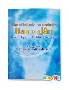 Les attributs du Mois de Ramadân - Sheikh Mohamed Ali Ferkous