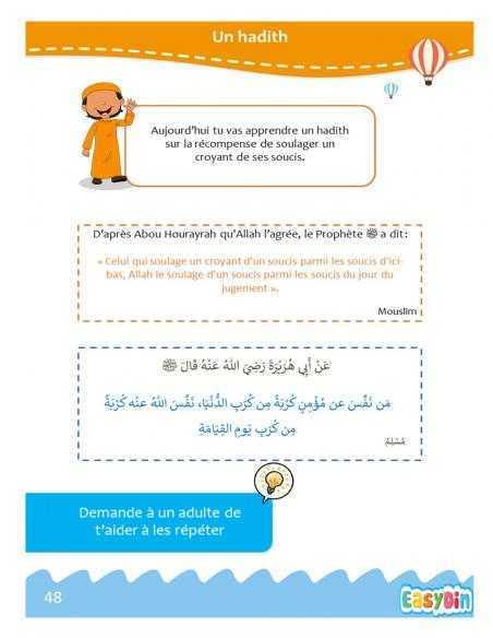 Cahier pour apprendre l'islam au enfant DINI