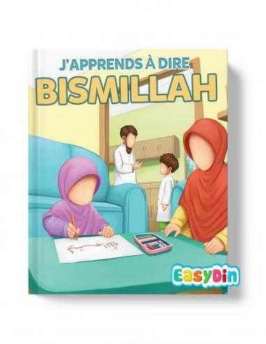 livre J'apprends à dire Bismillah - Muslim Kid