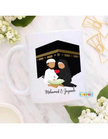 Mug Kaaba Couple Musulman