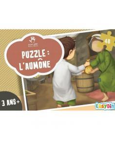 Puzzle l'Aumone - la zakat - MuslimKid