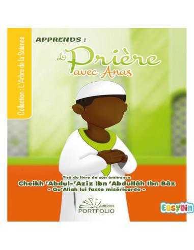 Mon livre de prière garçon africain