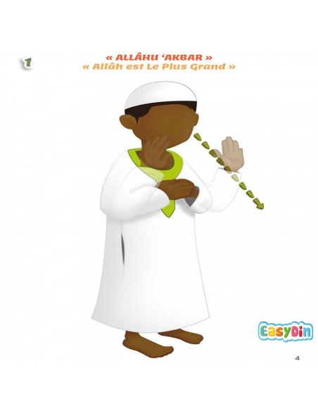 Mon livre de prière garçon