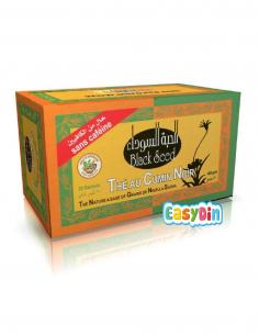 Thé au cumin noir - Thé nature à base de grains de Nigelle