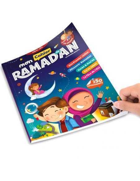 mon cahier de ramadan 7 ans