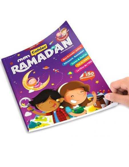 Mon cahier de Ramadan  - Les Maternelles 4+