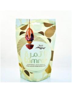 Dattes aux Amandes enrobées de Chocolat & Caramel - Tamrah