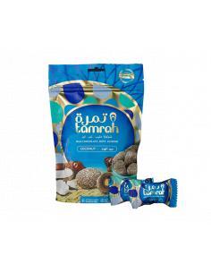 Tamrah - Dattes aux amandes enrobées de Chocolat coco -Tamrah ®
