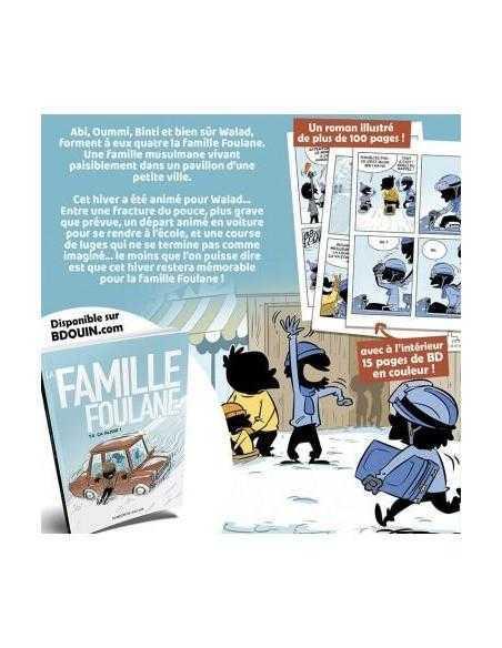La Famille Foulane Tome 5 - ça glisse