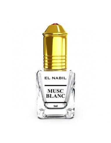 Musc blanc extrait de parfum - El Nabil