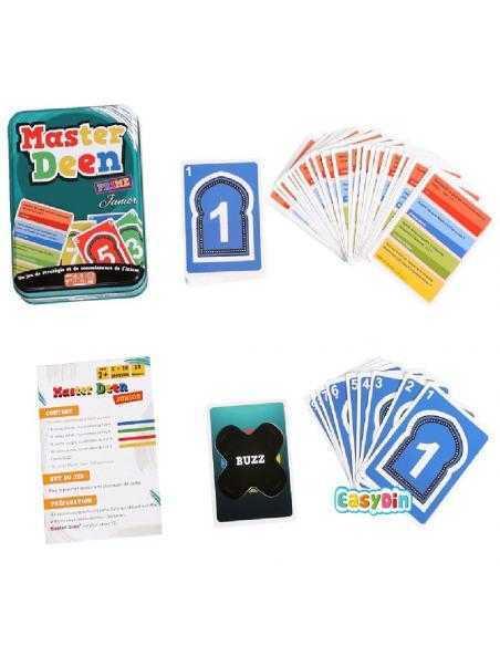 Jeu de cartes Master Deen PRIME - Version Junior