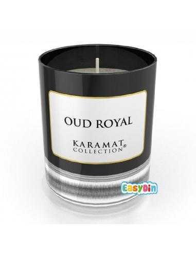 Bougie oud royal - karamat collection
