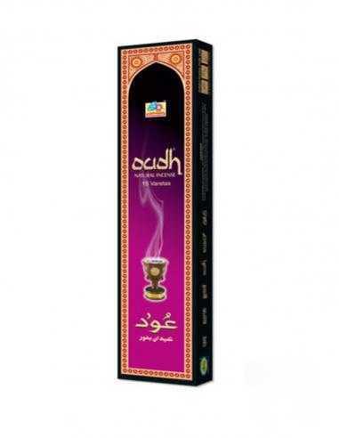 Bâtonnets d'encens Oudh - Karamat Collection