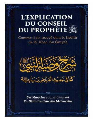 L'explication Du Conseil Du Prophète
