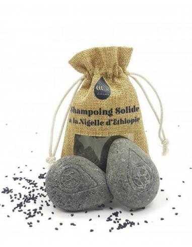 Shampoing Solide à La Nigelle D'Ethiopie -