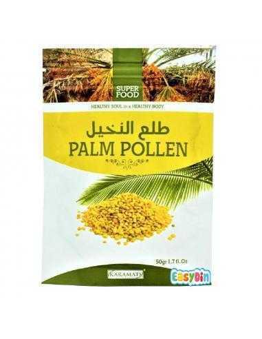 Pollen de Palmier en poudre - 100% naturel - 50g