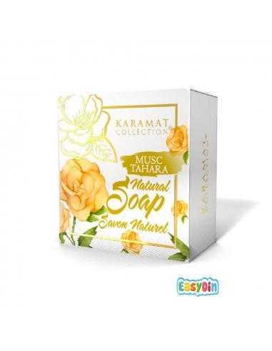 Savon Naturel Musc Tahara - Karamat