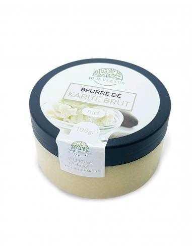 Beurre de Karité Brut et Filtré, Certifiée Bio Et Ecocert