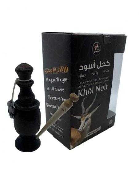 Khol Noir en Poudre d'Antimoine - Sans Plomb 100% Naturel