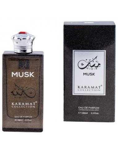 Musk eau de parfum 100ml - karamat collection