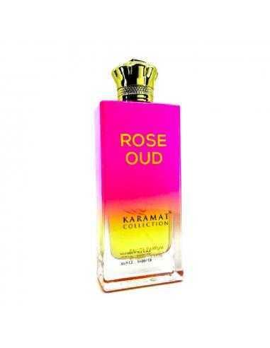 Rose oud eau de parfum 100ml - Karamat collection