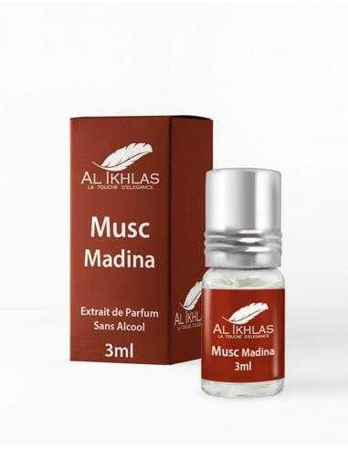 Musc Madina - Al Ikhlas