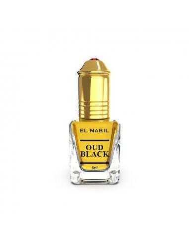 Oud Black 5ml - El Nabil