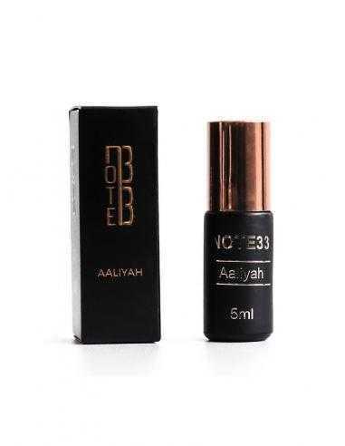 Aaliyah 5ml - Note33