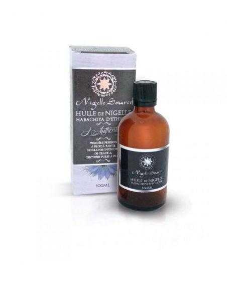 Huile de Nigelle Habachiya - Ethiopie - 100 ml - Nigelle Source