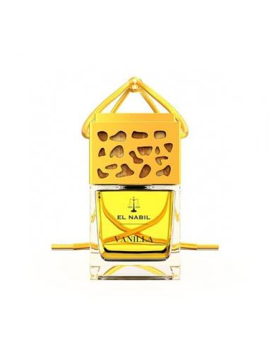 MUSC VANILLA Parfum Voiture - El Nabil