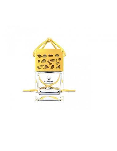 MUSC SWEET Parfum Voiture - El Nabil