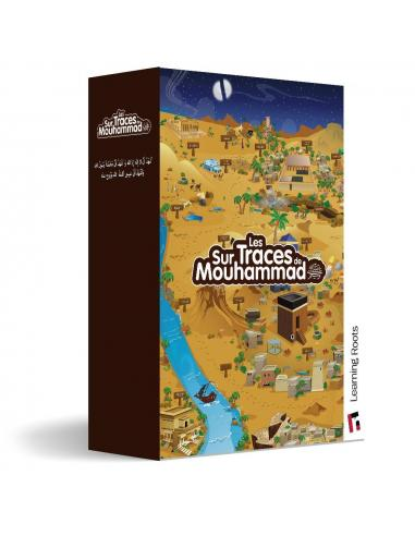 SUR LES TRACES DE MOHAMMAD - Puzzle learning roots