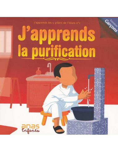 J'apprends la purification Garçons  - anas