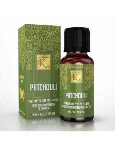 Huile Parfumée d'Ambiance Patchouli - karamat