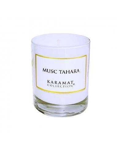 Bougie Parfumée Musc Tahara - Karamat Collection