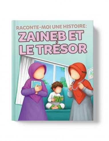 Zaineb Et Le Trésor livre  Muslimkid