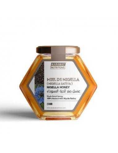 Miel de forêt avec Nigelle karamat