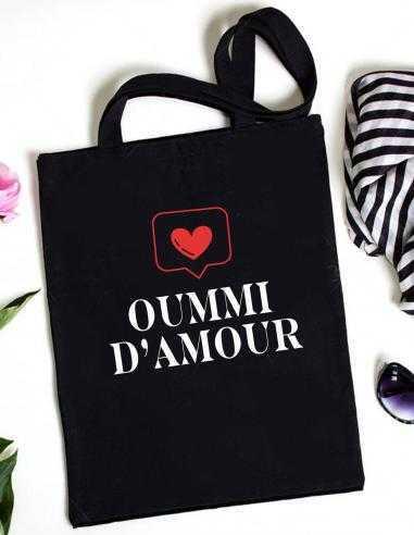 Tote bag Oummi D'Amour Personnalisé