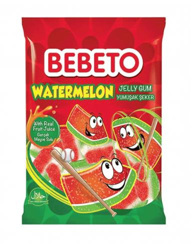 Bonbons Halal Watermelon Bebeto