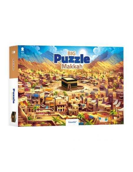 Big Puzzle MAKKAH - EDUCATFAL